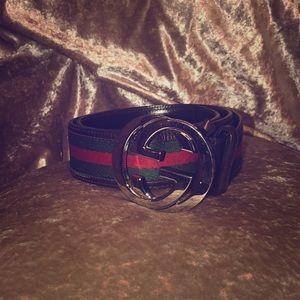 Men's GUCCI Signature Belt